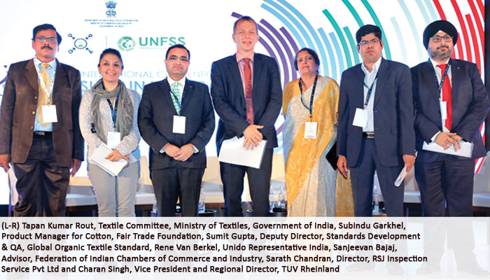 QCI in collaboration with UNFSS organises Intl. Convention on Sustainable Trade and Standards