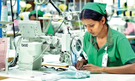 Sri Lanka's textile exports up 4.7 per cent in Jan-July '18