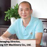 Zhejiang FZY Machinery foresees to become World's No.1 rhinestone machines manufacturer