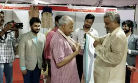 Bihar signs agreement to supply khadi items to Kerala