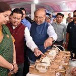 Irani assures Manipur of support from Central Government