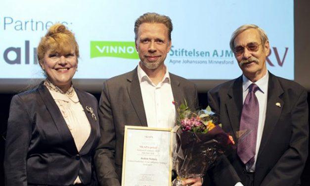 Coloreel awarded the prestigious Skapa
