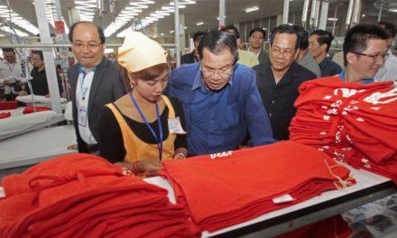 EU mulls imposing tariffs on Cambodian garments