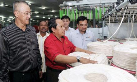 FDI in Malaysian clothing sector is rising