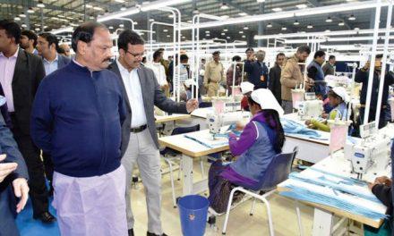 Jharkhand gets 1st unit of Arvind Smart Textile