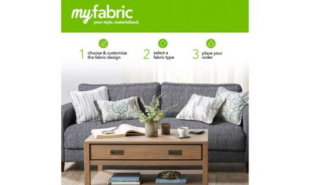 MyFabric software for fabric customization by Joann