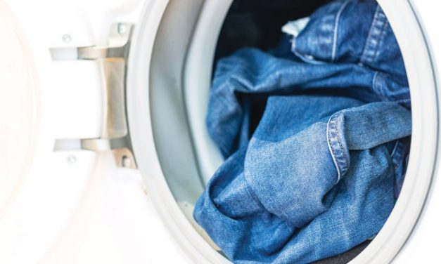 Sustainable solutions for denim processing