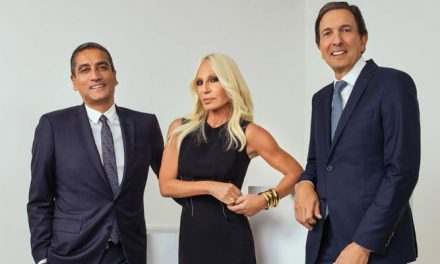 Capri Holdings acquires Versace