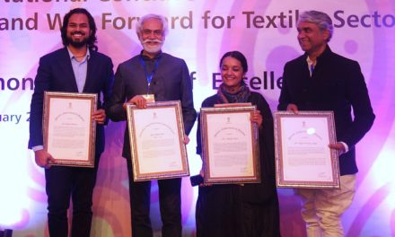 Fashion Designers awarded by Textiles Ministry