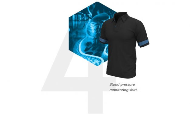 Myant develops SKIIN smart shirt