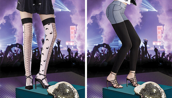 New legwear trends for A/W 19/20 by INVISTA