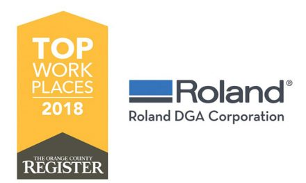 Orange County Register names Roland as 'Top Workplace'