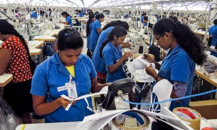 Sri Lanka aims $8 bn apparel export earnings by 2025