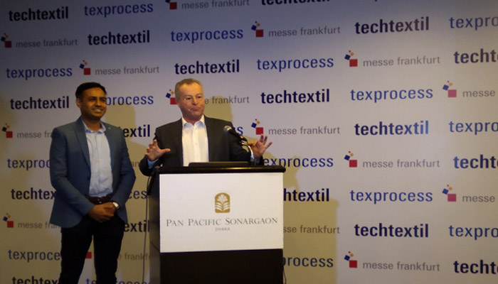 Bangladeshi encouraged ahead of Techtextil and Texprocess