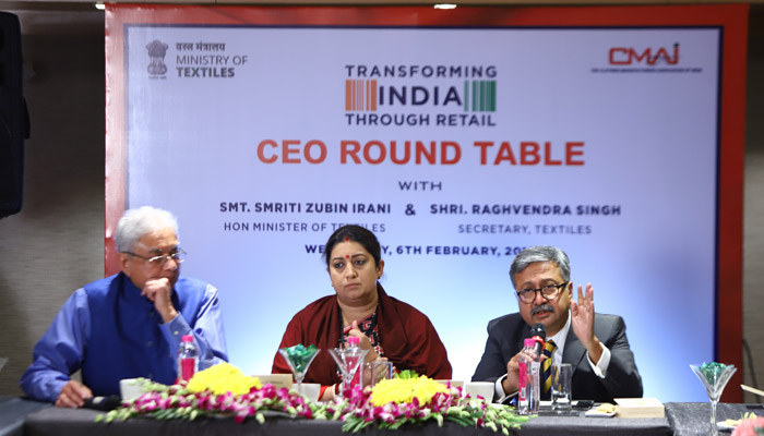 CMAI launch the Logo for 'Size India'