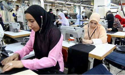 Garment exports from Egypt cross $1.5 bn-mark
