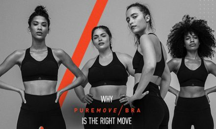 PureMove Bra by Reebok gets six industry awards