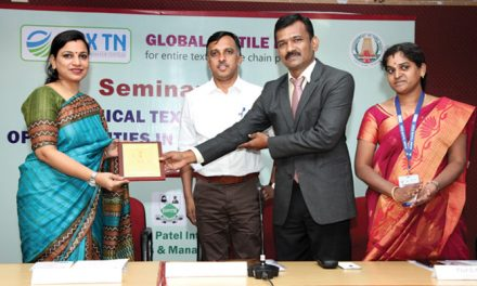 SVPITM organises seminar on Technical Textiles and its Opportunities