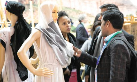 Apparel Sourcing and Shawls & Scarves Paris Session with a real buzz and intense activity
