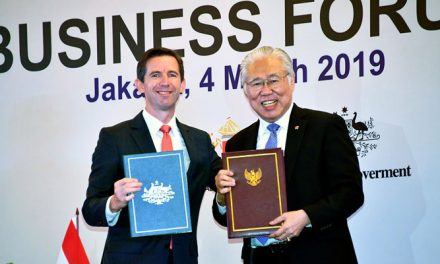 Australia, Indonesia start new chapter in economic ties