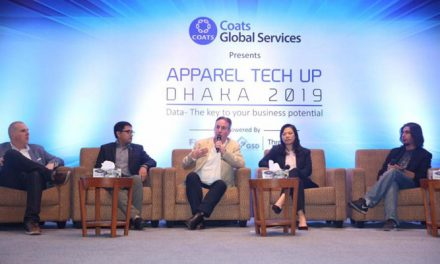 Coats organises Apparel Tech Up Bangladesh