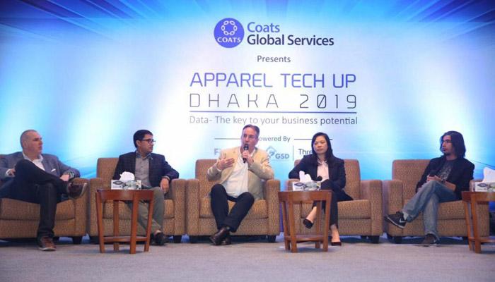 Coats organises Apparel Tech Up Bangladesh
