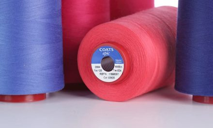 Coats to produce 100 per cent recycled polyester threads