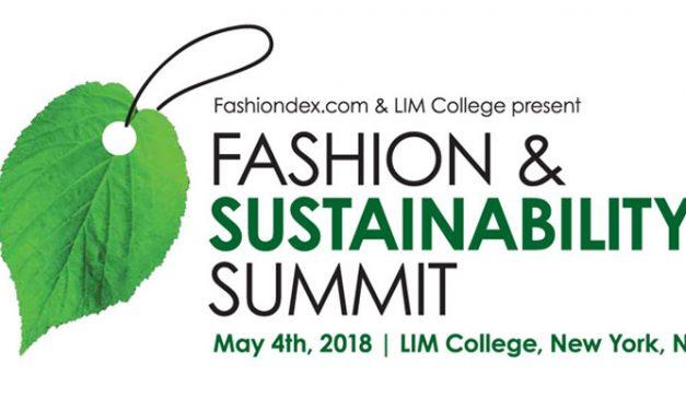 Fashiondex, LIM partner for eco-fashion summit