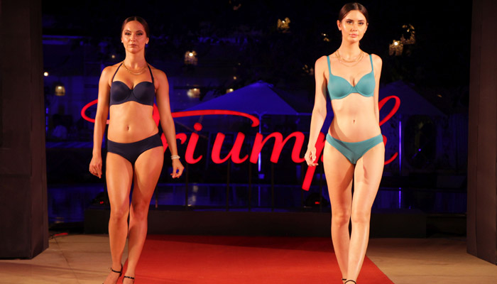 Functionality meets sophisticated fashion in lingerie from Triumph