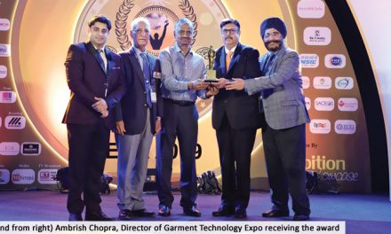 GTE receives Exhibition Excellence Award 2019