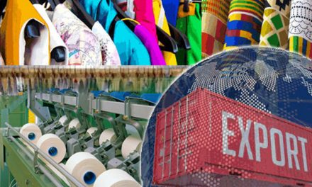 India's textile products export fall in Feb