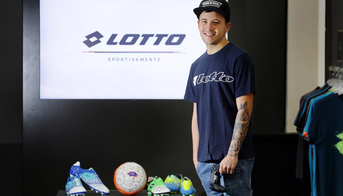 Lotto sportswear brand to accelerate presence in India