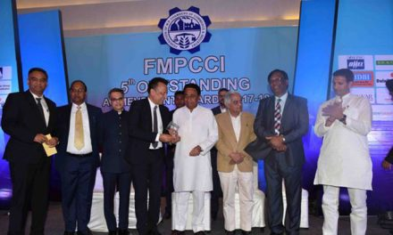 Pratibha Syntex bags 'Large Enterprise of the Year' Award