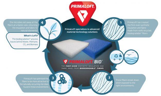 Primaloft announces polyester circularity breakthrough