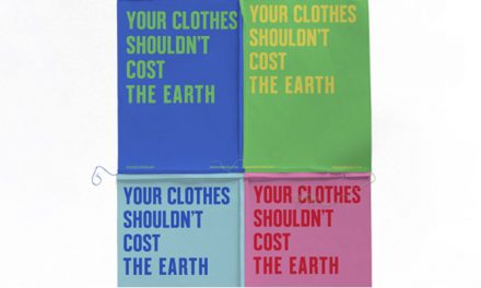 Fashion Revolution signs charter for climate action