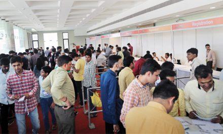 Garfab-TX Surat Huge visitor footfall reflects improved market scenario