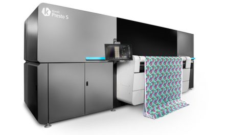 Kornit Digital unveils the Kornit Presto System