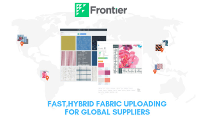New digital platform 'Frontier' for fabric sourcing