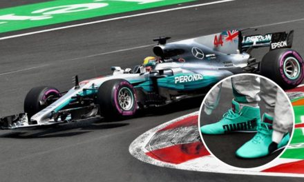 Puma becomes merchandise retail partner of Formula 1