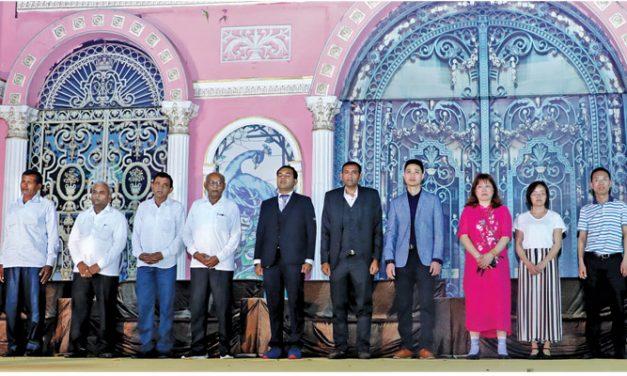 SP Trading organises meet to acknowledge service engineers