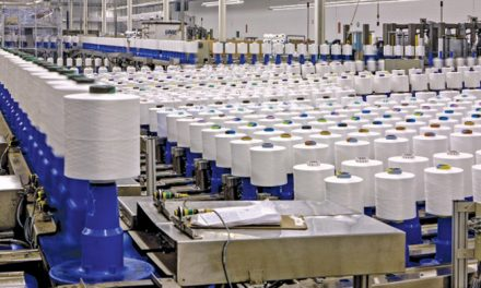 Tracing capital intensity in the textile industry