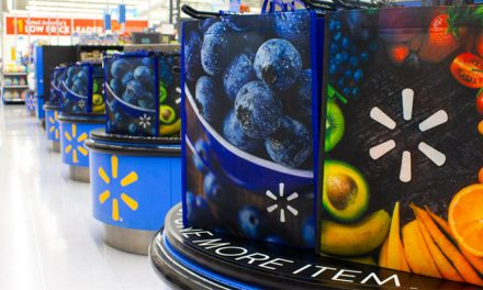 Walmart launches new Reusable Bag Campaign
