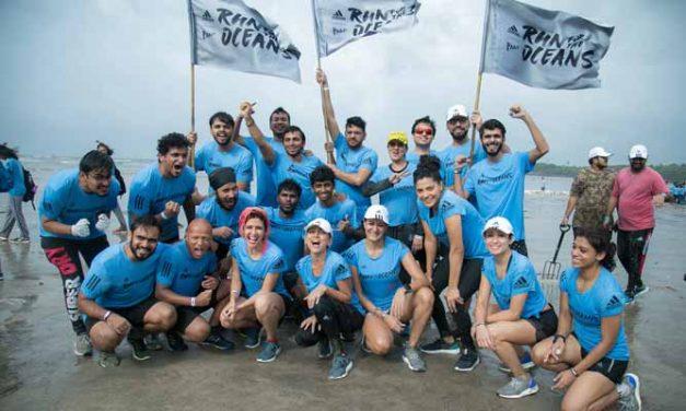 Adidas announces Run for the Oceans 2019