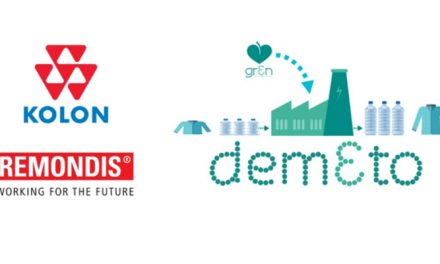 Demeto's adds polyester fibre Producer Kolon to its Industrial Advisory Board
