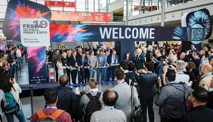 FESPA Global Print Expo 2019 New possibilities across speciality print come to life