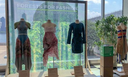 Forests for Fashion comes to London