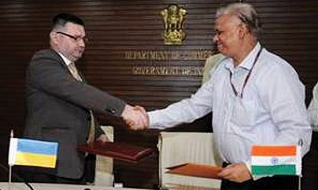 India, Ukraine discuss ways to boost bilateral trade