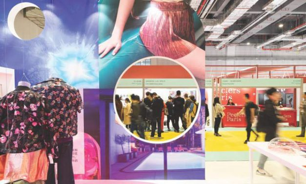 Intertextile Shanghai apparel fabrics SPRING/SUMMER 2020