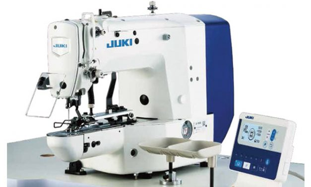 Juki launches Simply Series at Garfab-TX Surat