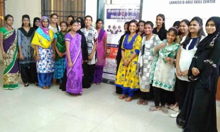 LANXESS India adds to employability through its vocational skill centre